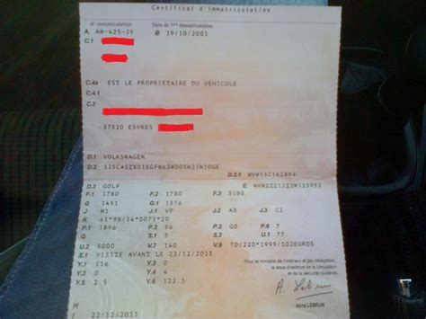 Avis Site Carte Grise by Golf Iv Gti Tdi Quelle Finition Urgent Questions