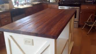 butchers block kitchen island photo gallery butcher block countertops stair parts