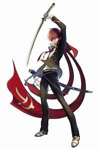 Anime guy with samurai swords. | ideas | Pinterest ...