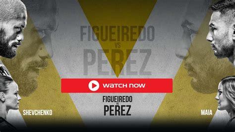 UFC 255 Live Stream Free on Reddit | Watch Figueiredo vs ...