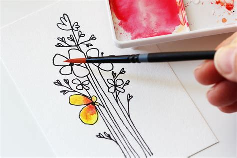 Check spelling or type a new query. Blog: Tutorial: Creating a Watercolor Flower Card - Studio Calico