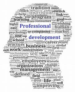 Clinicians want... Professional Development