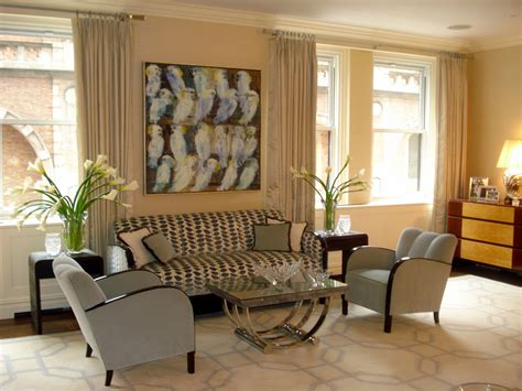 deco living room guy clark interiors modern traditional with a twist