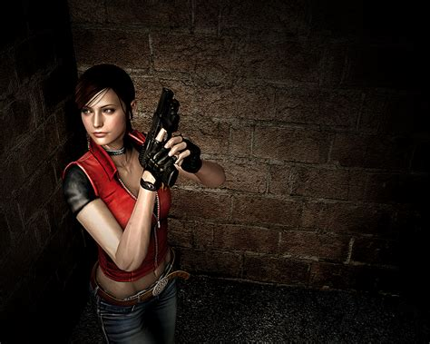 Claire Redfield  Game Of Oblivion By Ceriselightning