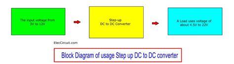 step  converter circuit  tda eleccircuitcom