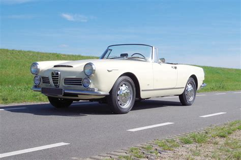 Alfa Romeo 2600 Spider by 1964 Alfa Romeo 2600 Touring Spider Coys Of Kensington