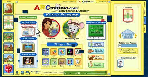 Get First Month Free To Abcmouse.com For Kids Ages 2
