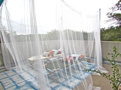 Elegant And Affordable Mosquito Netting Curtains