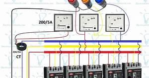3 Phase Panel Board Wiring Diagram