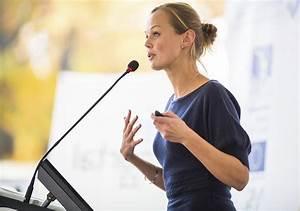 9 ways to be a better public speaker | Psychologies