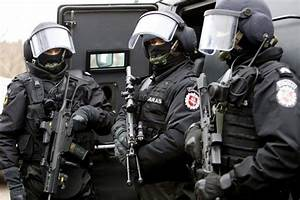 The ARAS or Lithuanian Police Anti-terrorist Operations ...