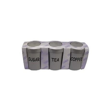 Kitchen Storage Canisters by Kitchen Silver Storage Canisters Lightweight Caravan