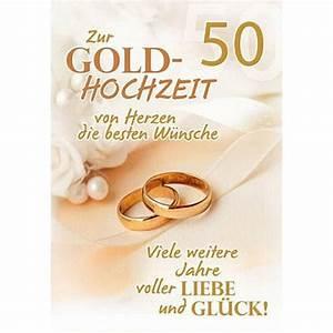 Glückwunschkarten Zur Goldenen Hochzeit : a4 gl ckwunschkarte goldene hochzeit 50 hochzeitstag viele weitere j ~ Frokenaadalensverden.com Haus und Dekorationen