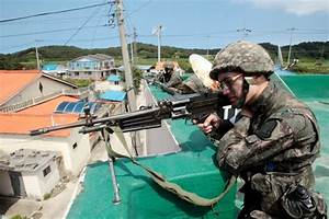 South Korean troops surround soldier who killed 5 comrades ...