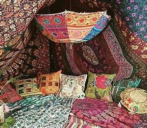 Decorao De Quartos No Estilo Hippie Decorando Casas