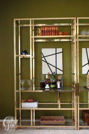 Glass Shelf Etagere by Glass Shelf Etagere Foter