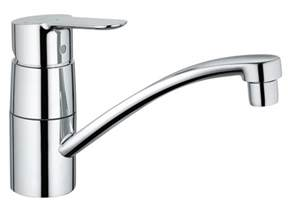robinet rabattable grohe free mitigeur grohe cuisine pas