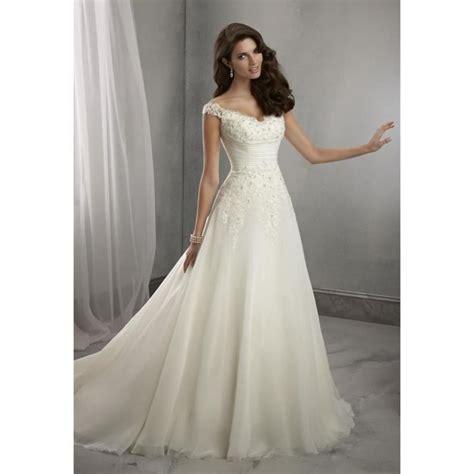 robe de mariée blanche et robe de mari 233 e blanche ou ivoire tailles du 34 au 44