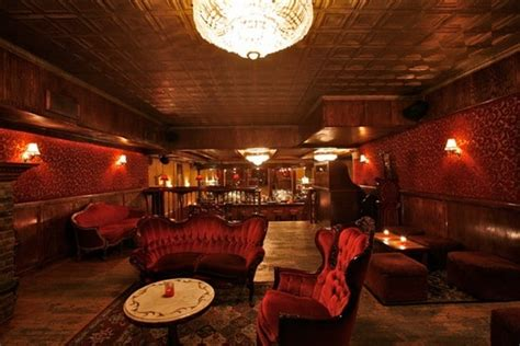 Back Room by Five Of The Finest Bars In New York