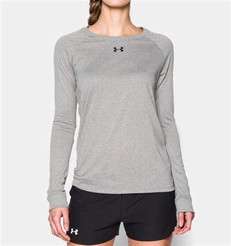 womens locker long sleeve  shirt  armour