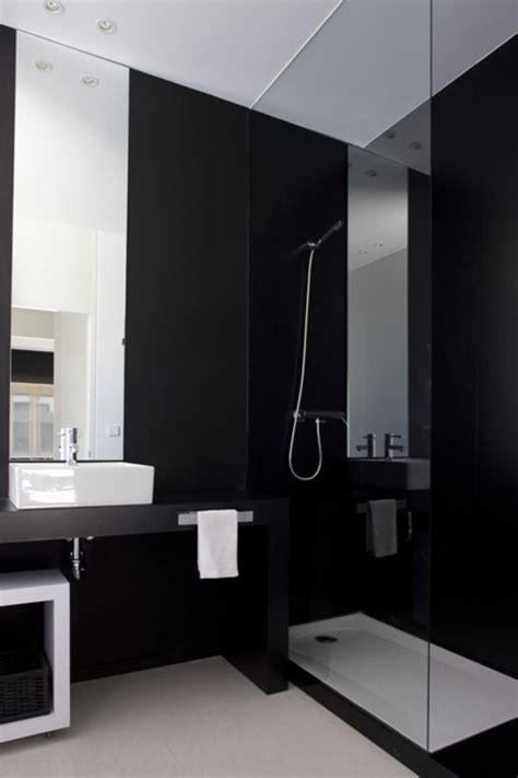 black and white bathroom design ideas cool black and white bathroom design ideas