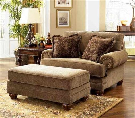 image gallery overstuffed chairs and ottomans
