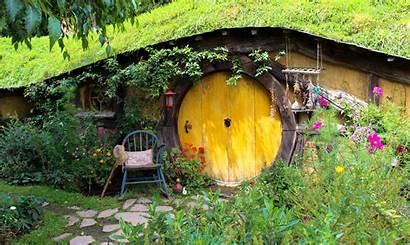Zelanda Nueva Comarca Hobbiton Conoce