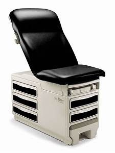 Midmark Refurbished Manual Exam Table With New Upholstery