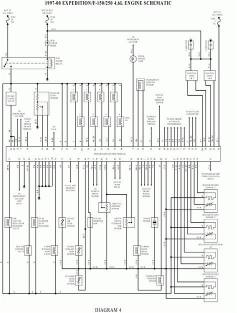 2007 Ford Expedition Trailer Wiring 2004 ford expedition trailer wiring diagram trailer