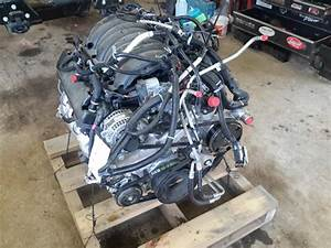 2016 Chevy Silverado 1500 Pickup Engine Motor Vin C 5 3l