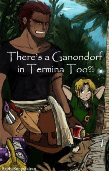 There's a Ganondorf in Termina Too?! [A Legend of Zelda