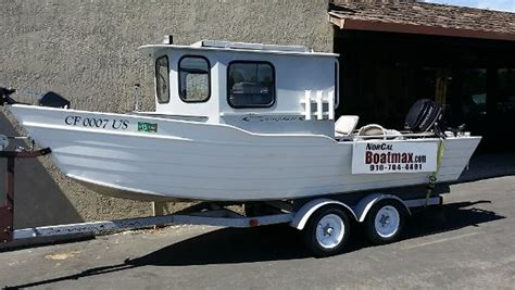 Aluminum Boats With Pilot House by Pilot House Fishing Boats For Sale