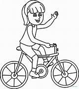 Coloring Transportation Land Transport Bikes Printable Preschool Preschoolers Gcssi Printables sketch template