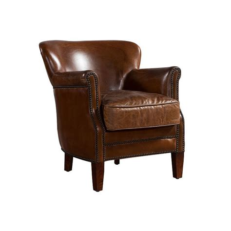 fauteuil oxford cuir 1 place