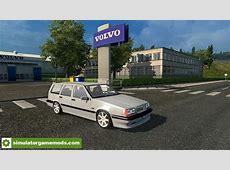 ETS 2 – Volvo 850 Car Mod V10 127X – Simulator Games