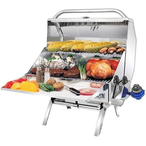 Boat Grill West Marine by Magma 2 Classic Gourmet Series Gas Grill West