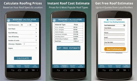 calculator app for iphone free roofing calculator app iphone and android