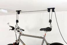 racor ceiling mount bike lift 6 easy and affordable solutions for indoor bike storage