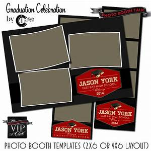 graduation celebration photo booth talk With photo booth psd template