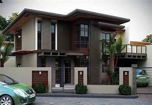 20, Simple, House, Architecture, And, Design, In, Modern, Philippines, Style