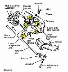 Dodge Dakota Front Brake Diagram