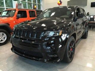 jeep grand cherokee srt   north olmsted