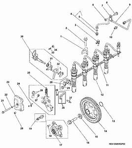 John Deere 4024 Engine Diagram Fuel Pump