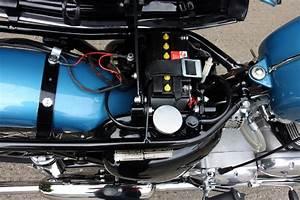 1968 Triumph Tiger 650 Tr6r