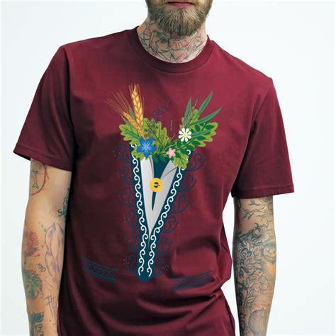 Tautu dēls - vīriešu T-krekls | Tava druka
