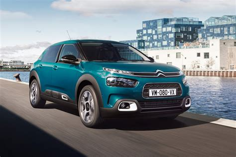 pagani suv citroen c4 cactus facelifted airbumps out comfier ride