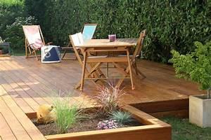 declaration et permis de construire terrasse With construire auvent de terrasse en bois