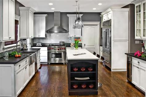 Light Colored Kitchen Cabinets Kitchen Mediterranean With