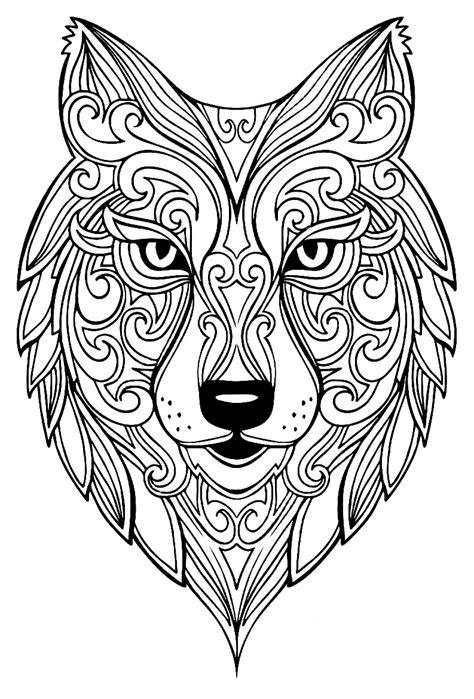 disegni da colorare per adulti persone animali disegni da colorare per adulti