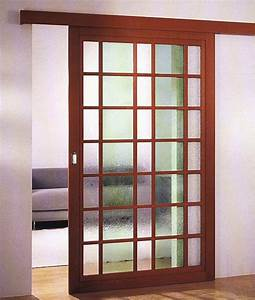 Posuvné dveře na zeď